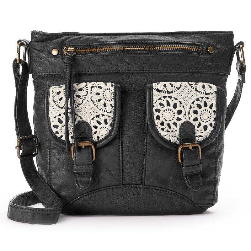 Mudd® Pam Crossbody Bag