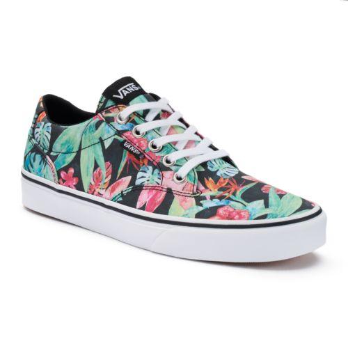 Vans Winston Women's Tropical Skate Shoes