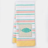 Local Life Sea Bird Kitchen Towel