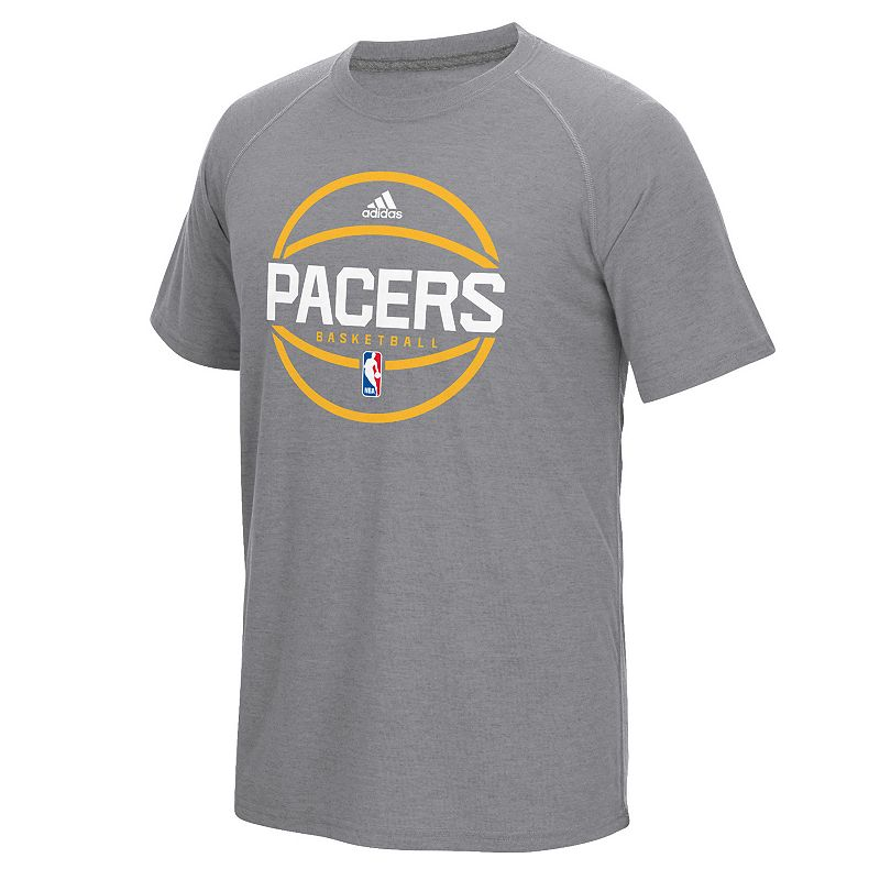 Men's adidas Indiana Pacers Pre-Game Ball Tee