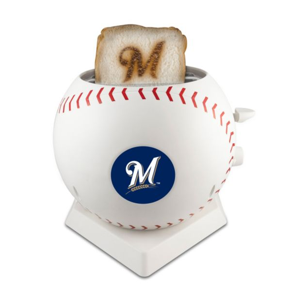 Milwaukee Brewers ProToast MVP 2-Slice Toaster