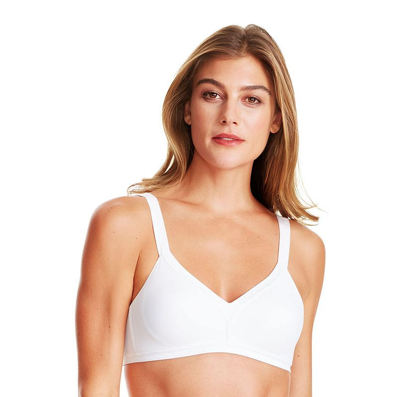Warner's Bra: Just You Wire-Free Full-Coverage Bra RQ8691A