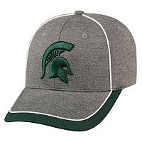 Adult Top of the World Michigan State Spartans Memory Fit Cap