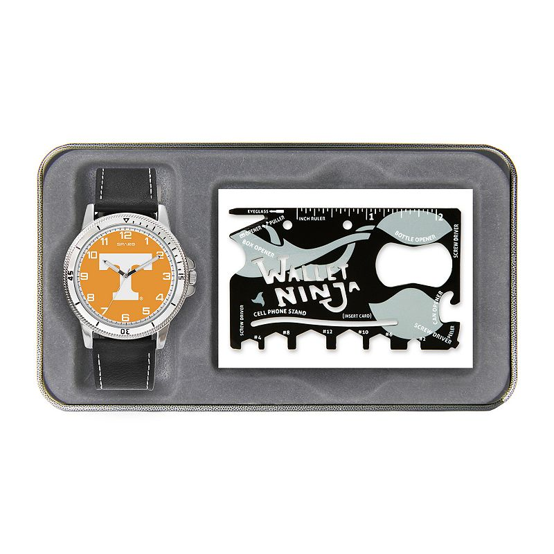 Sparo Tennessee Volunteers Watch and Wallet Ninja Set - Men