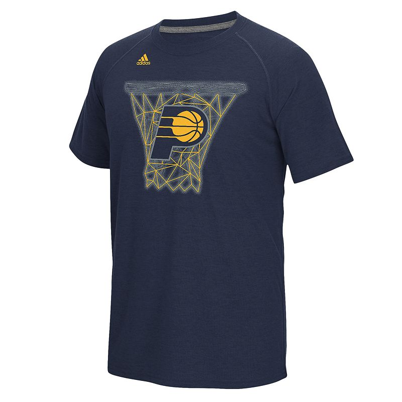 adidas Men's Indiana Pacers Net Web Tee