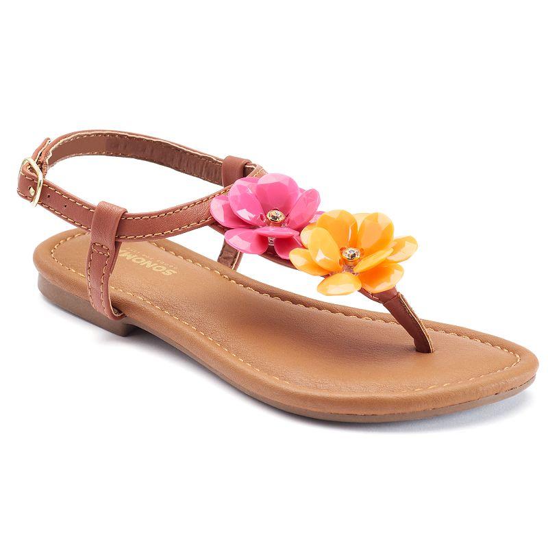 SONOMA Goods for Life™ Girls' Flower Sandals