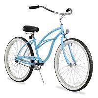Firmstrong Women's 26-in. Urban Single-Speed Beach Cruiser Bike