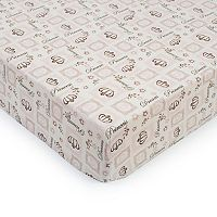 CoCaLo Baby Daniella Fitted Crib Sheet