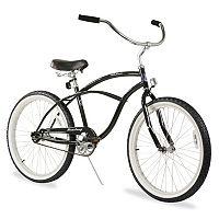 Firmstrong Men's 24-in. Urban Single-Speed Beach Cruiser Bike
