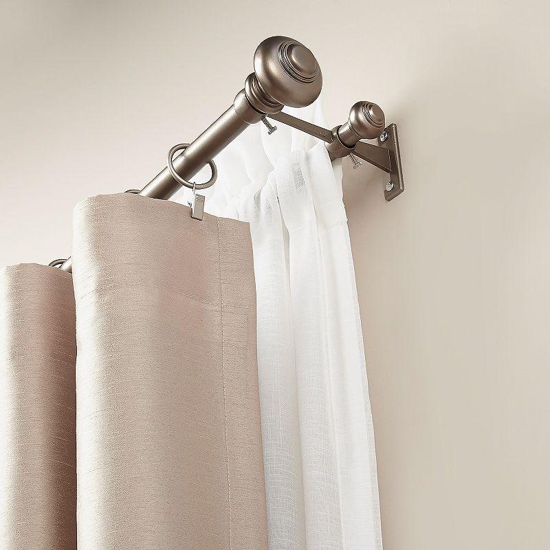 Home Classics® Double Curtain Rod