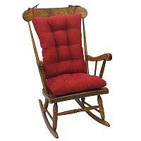 The Gripper 2-pc. Twillo Rocking Chair Pad Set