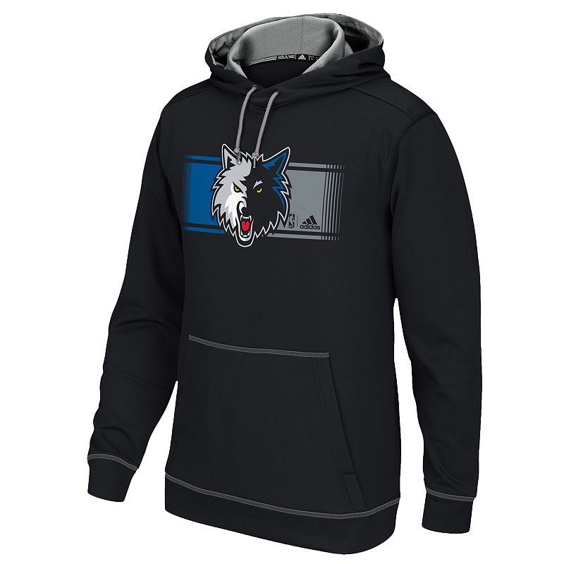 Men's adidas Minnesota Timberwolves Tip-Off Hoodie
