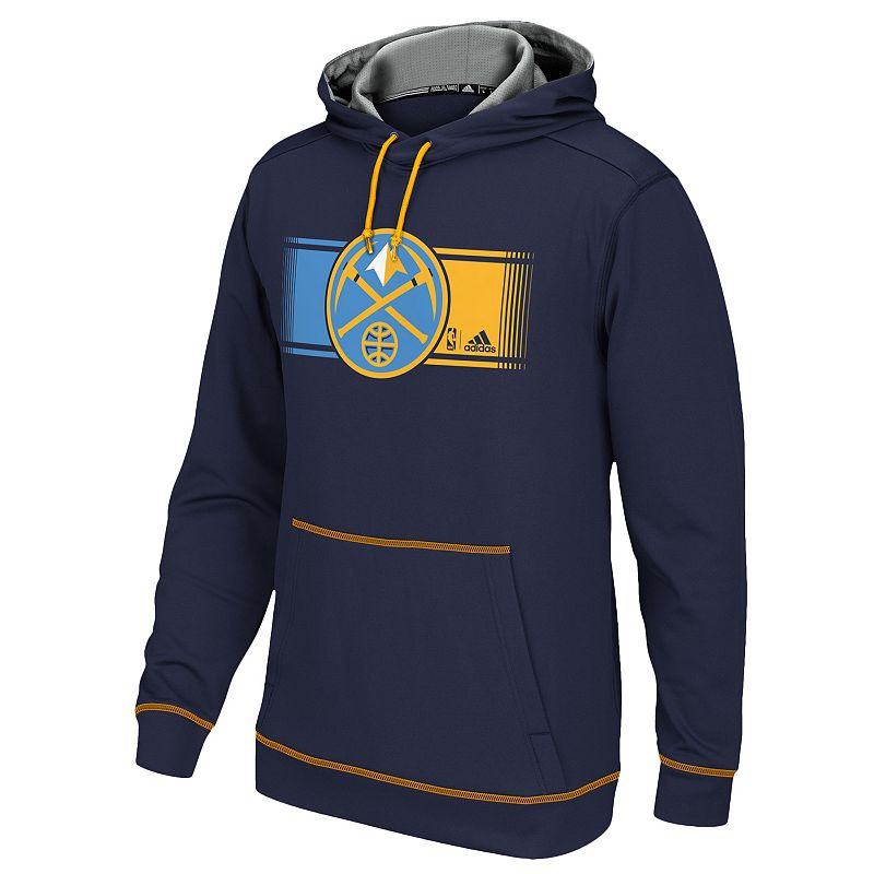Men's adidas Denver Nuggets Tip-Off Hoodie