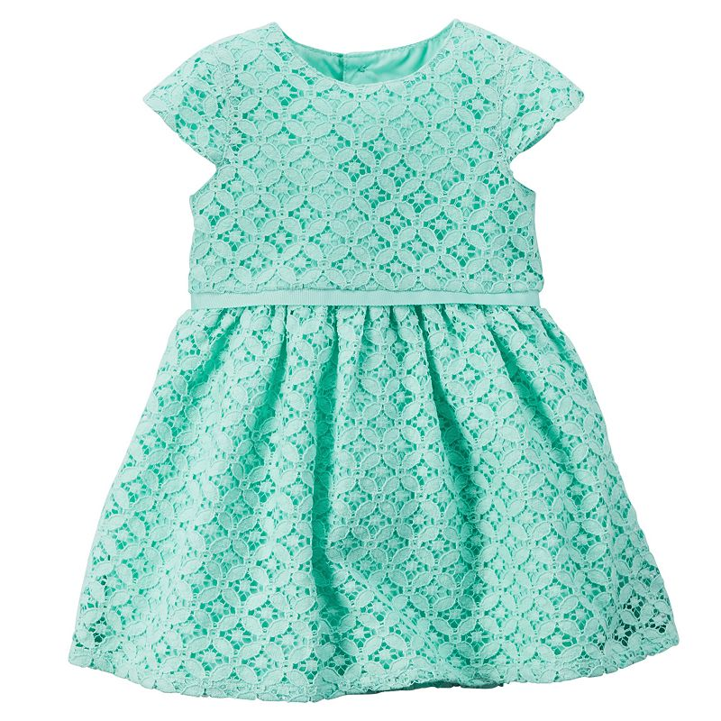Baby Girl Carter's Lace Dress