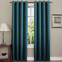 Sun Zero Hanson Room Darkening Curtain