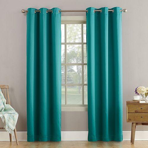 Sun Zero Talita Room Darkening Curtain