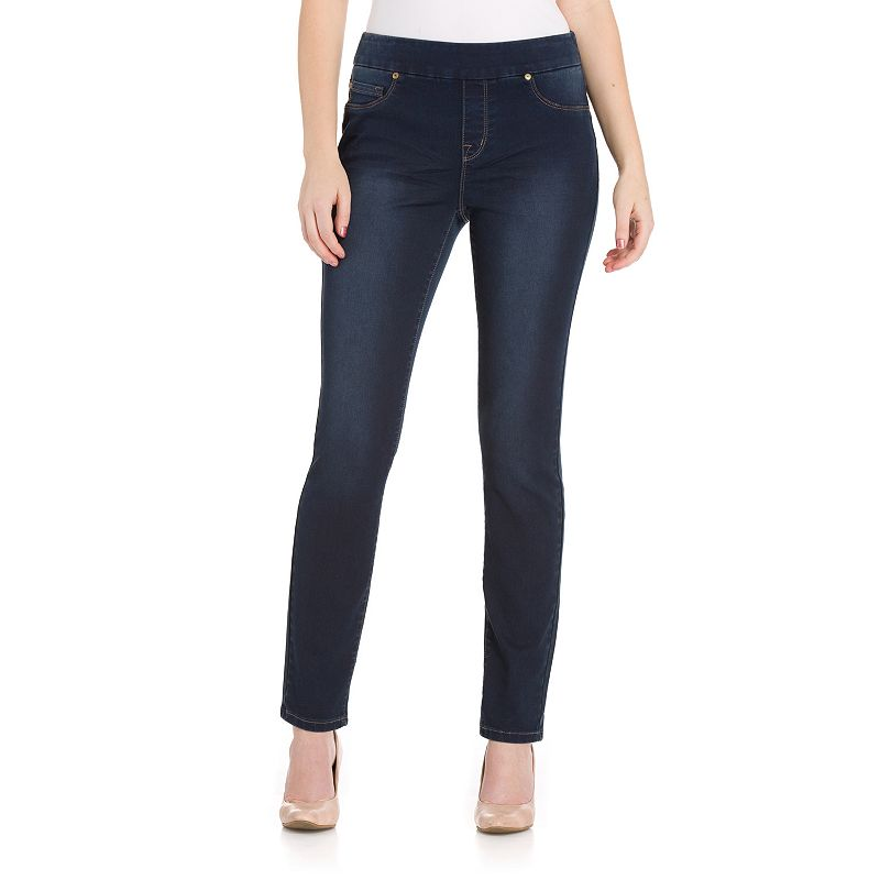 Women's Haggar® Pull-On Dream Jeans