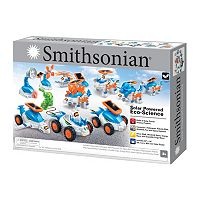 NSI Smithsonian Solar Powered Eco-Science Kit
