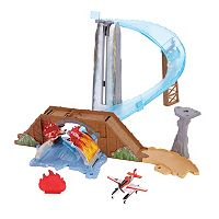 Disney's Planes Waterfall Rescue Track Set