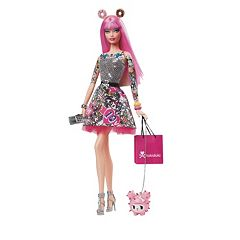 Tokidoki Barbie Doll by