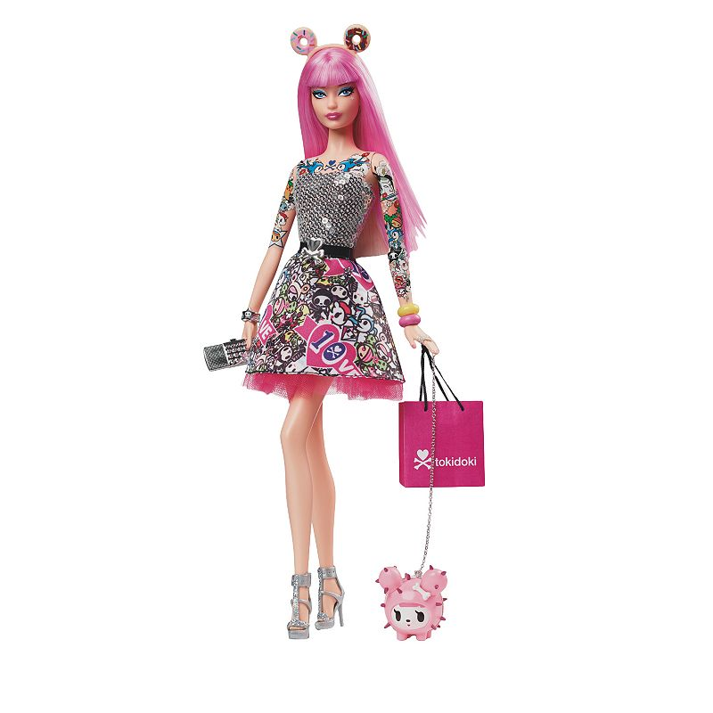 Tokidoki Barbie Doll