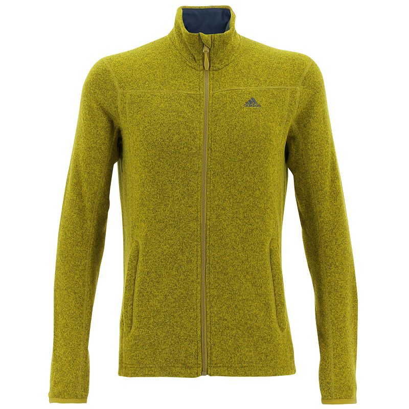Men's adidas Outdoor Alliance Polar Fleece Jacket