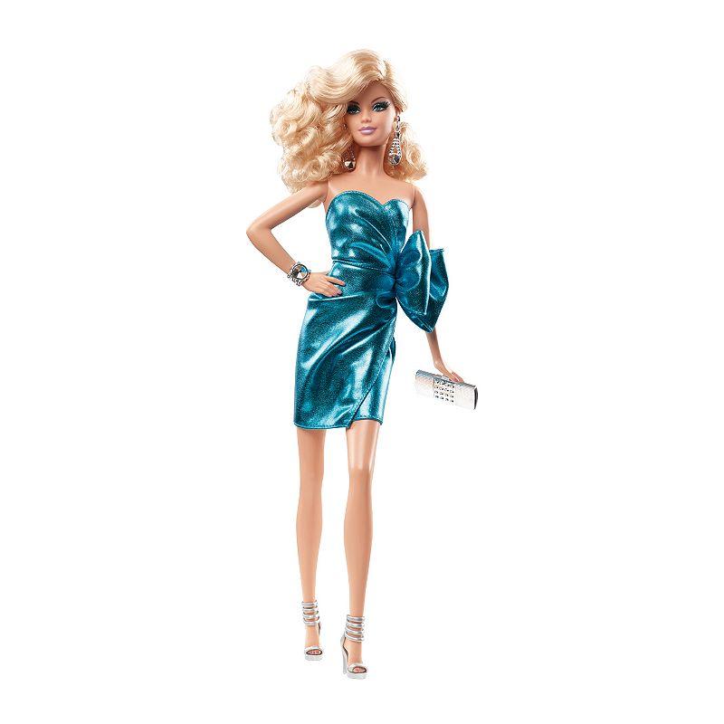 Barbie The Look City Shine Blonde Barbie Doll