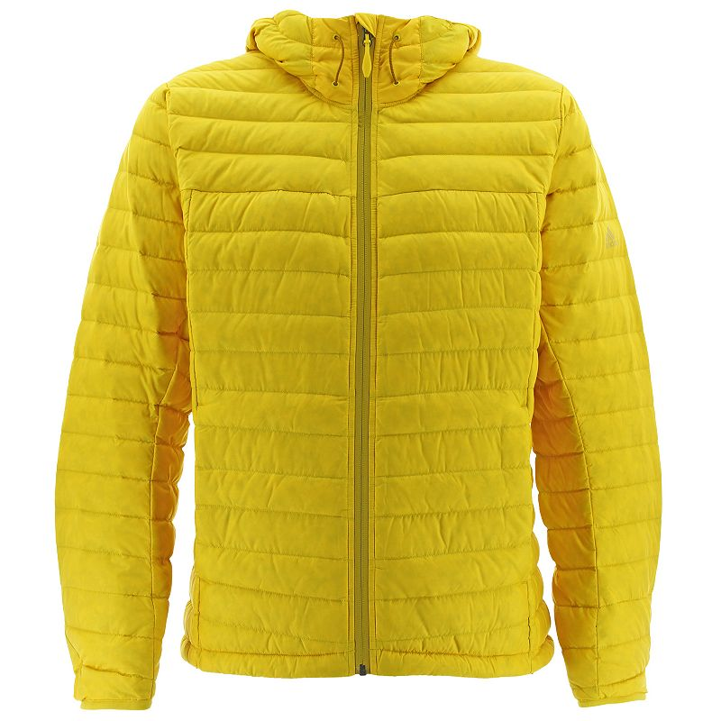 Men's adidas Outdoor Frost Down Hooded Jacket