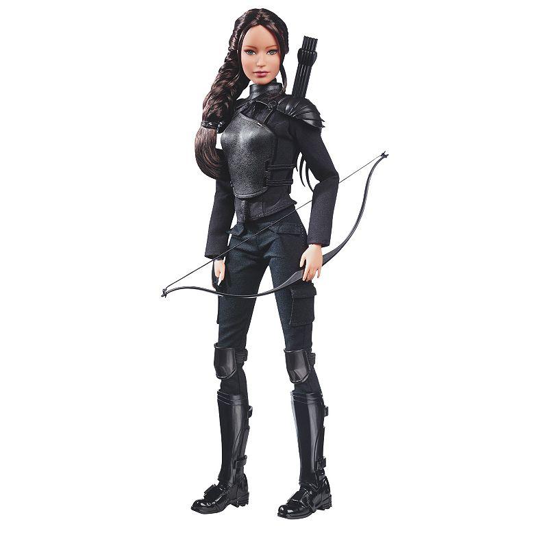 Barbie The Hunger Games: Mockingjay Part 2 Katniss Everdeen Doll