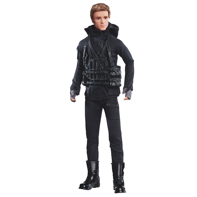 Barbie The Hunger Games: Mockingjay Part 2 Peeta Mellark Doll