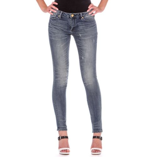Chip 87 Faded Skinny Jeans - Women's