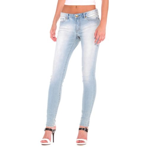 Chip 87 Distressed Skinny Jeans - Women's