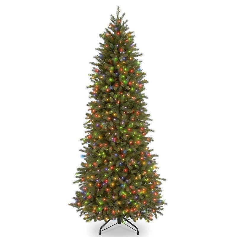 7.5-ft. Pre-Lit ''Feel-Real'' Jersey Frasier Artificial Christmas Tree