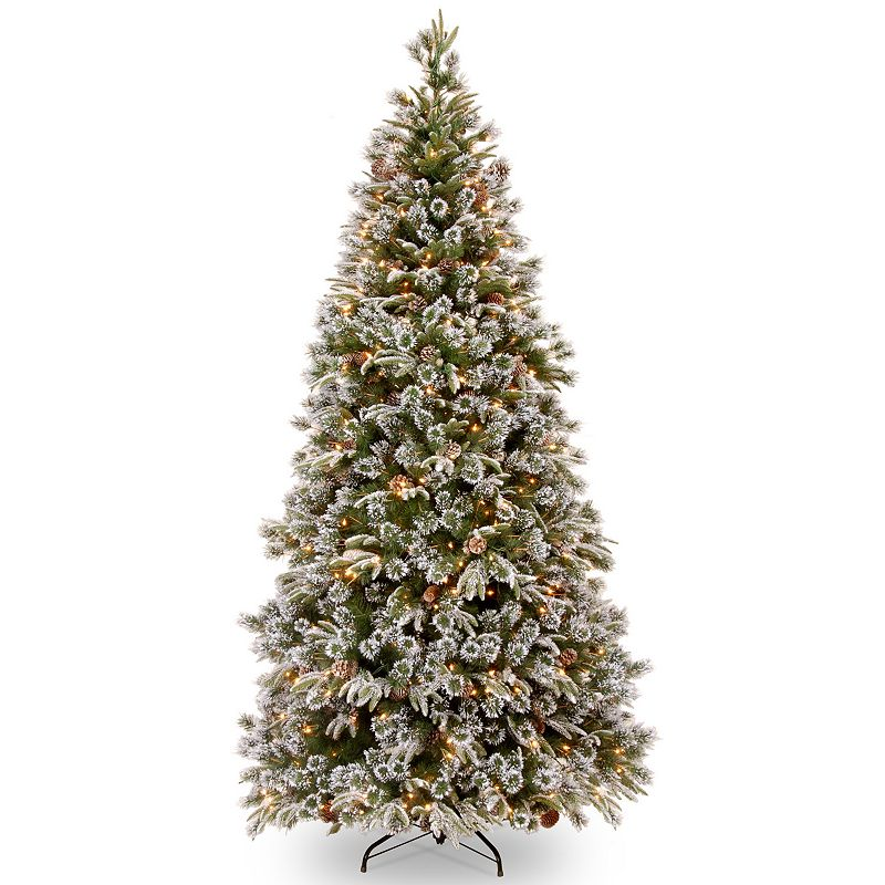 7.5-ft. Pre-Lit ''Feel-Real'' Liberty Pine Artificial Christmas Tree