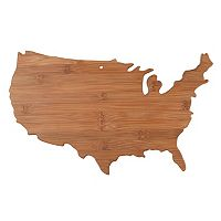 Totally Bamboo States Cutting Board
