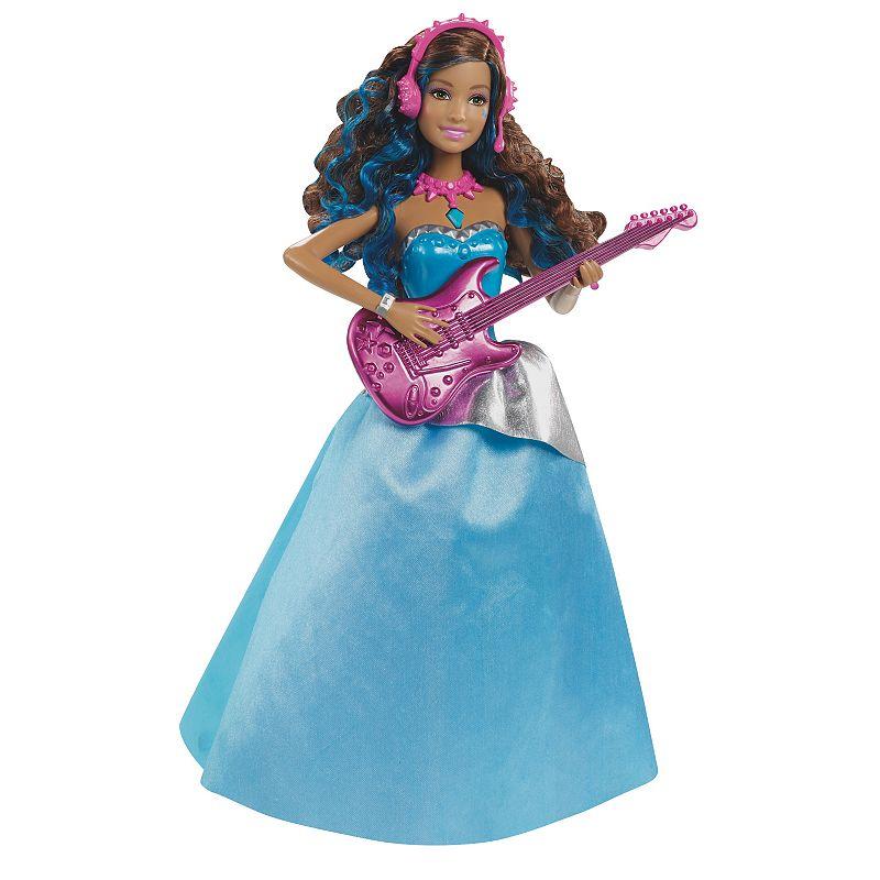Barbie Rock 'n Royals Erika Doll