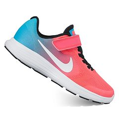 Nike Revolution 3 Pre-School Girls' Running Shoes