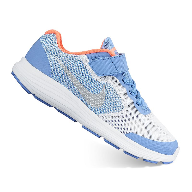 Nike Revolution 3 Pre-School Girls' Running Shoes