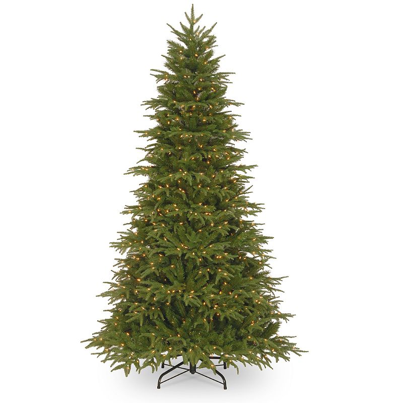 7.5-ft. Pre-Lit ''Feel-Real'' Northern Frasier Artificial Christmas Tree