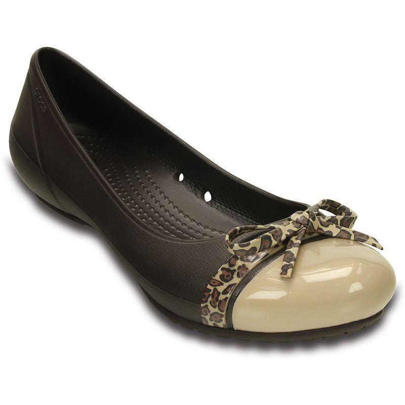 Crocs Cap Toe Women's Flats