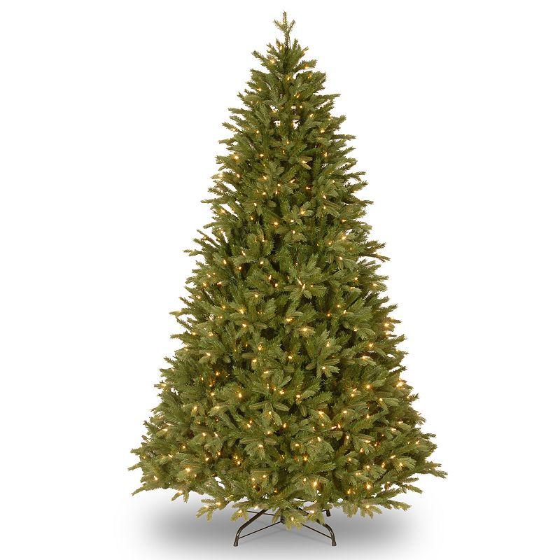7.5-ft. Pre-Lit ''Feel-Real'' Scranton Fir Artificial Christmas Tree