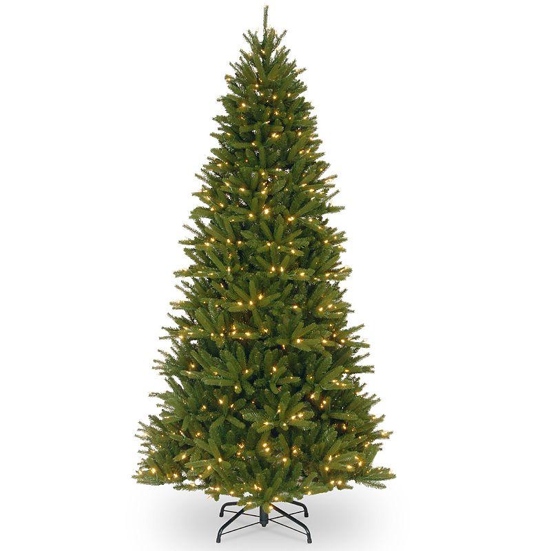 7.5-ft. Pre-Lit ''Feel-Real'' Sedona Fir Artificial Christmas Tree