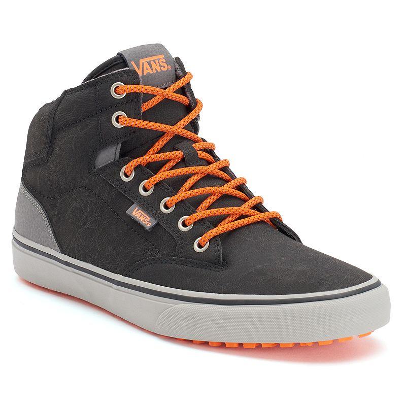 Vans Winston Men S High Top Skate Shoes