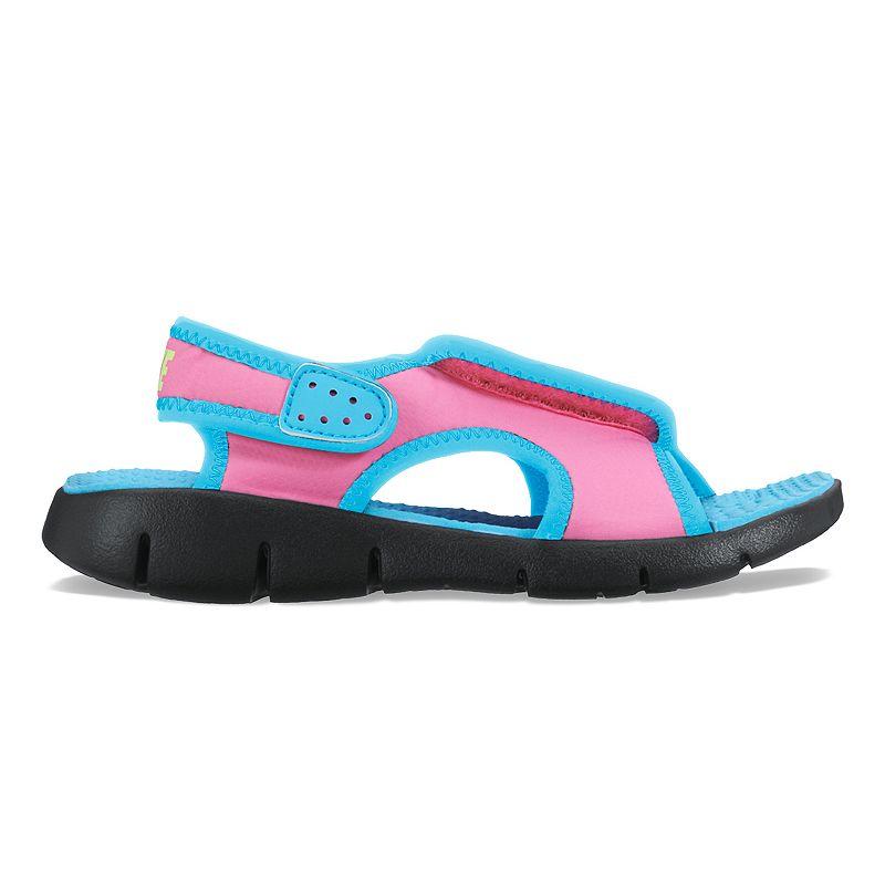 Nike Sunray Girls' Adjustable Sandals
