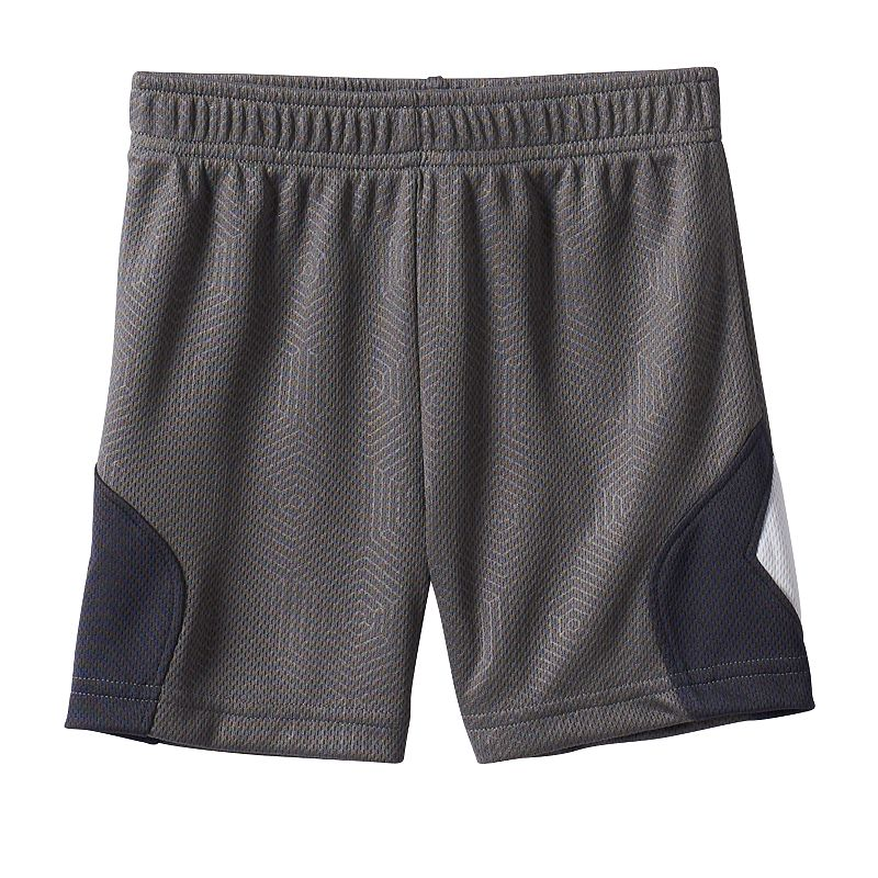 Baby Boy Jumping Beans® Geometric Play Cool Performance Mesh Shorts