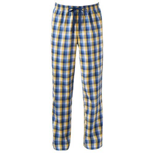 Big & Tall Croft & Barrow® Stretch Woven Lounge Pants
