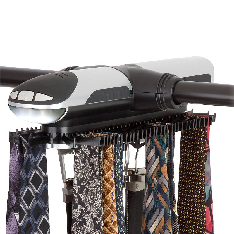 Honey-Can-Do Large Tie & Belt Organizer