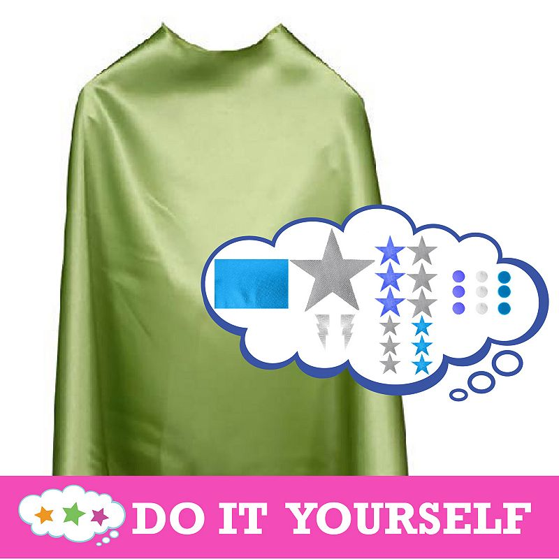 Superfly Kids Design Your Own Cape Kit