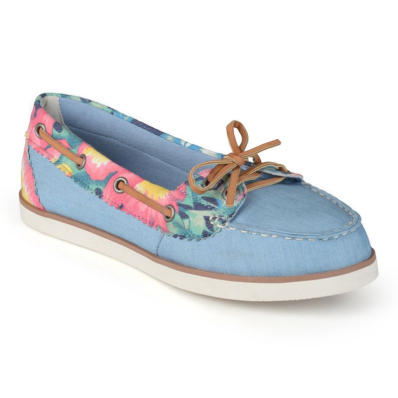 Journee Collection Qmarge Women's Boat Shoes