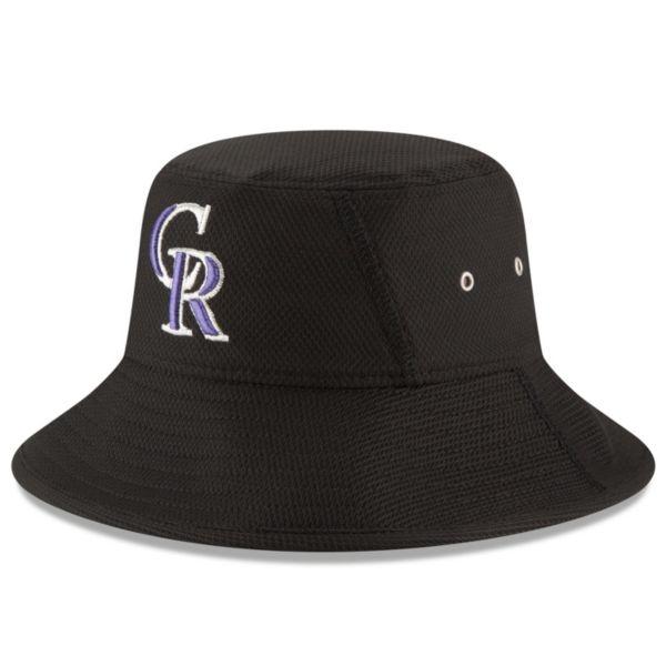 Adult New Era Colorado Rockies Clubhouse Bucket Hat